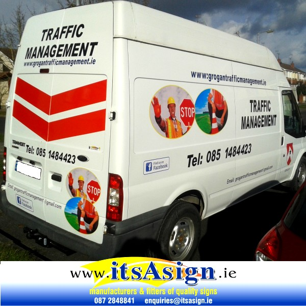 drogheda-business-van-with-signs-graphics-by-local-signmakers